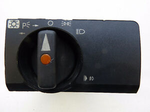 Mercedes-Benz 1981-1991 Headlight Switch 0005455304