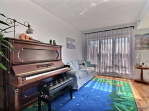 Commodious and Bright condo for sale