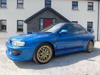 1999 Subaru Impreza 22B-STI TYPE UK 2.2 2dr