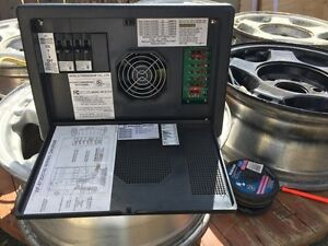 Power converter for camper