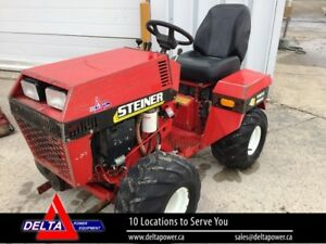 STEINER 430G COMPACT 4WD TRACTOR