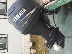 2009 Yamaha F50 excellent shape low hours