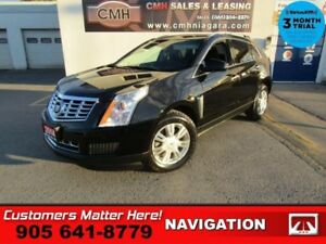 2014 Cadillac SRX Luxury  AWD NAV CUE ROOF LD BS CW BOSE P/GATE