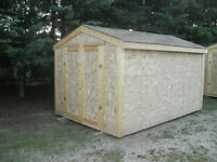 storage sheds - lakeland and north of saskatoon