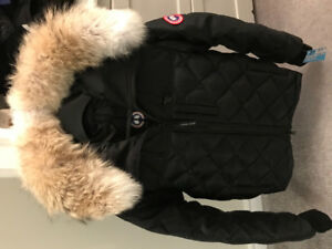 Brand New Men's Canada Goose Pritchard Coat  - Extra small