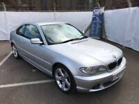 2005 Bmw 330CI SE, *2 Former Keepers* FMSH, Leather, Immaculate , 12 Month Mot 3 Month Warranty