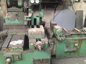Russell cold cut saw automatic feed