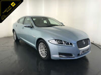 2013 63 JAGUAR XF SE DIESEL AUTOMATIC SALOON 1 OWNER SERVICE HISTORY FINANCE PX