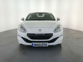 2013 PEUGEOT RCZ SPORT HDI COUPE DIESEL SERVICE HISTORY FINANCE PX WELCOME