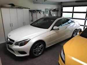 2014 Mercedes Benz E350 Mint/Low One owner senior citizen owned
