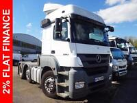 2012 Mercedes-Benz Axor 2543 LS HRS, MONTHLY FINANCE PACKAGES AVAILABLE Diesel