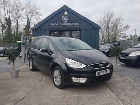 Ford Galaxy 2.0TDCI GHIA AUTOMATIC 130PS (black) 2008