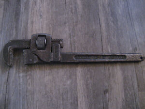 Pipe Wrench/Hacksaw and Hammer for $15.00
