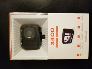 Kaiser Baas X400 Waterproof 4K Sports & Helmet Camera