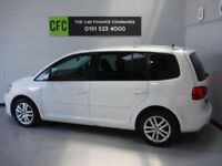 Volkswagen Touran 1.6TDI 7 SEATER BUY FOR ONLY £145 A MONTH FINANCE £0 DEPOSIT