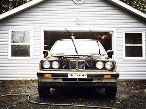 1987 BMW 325e coupe