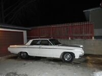 For Sale. 1964 Olds Dynamic 88