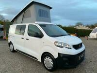 Peugeot EXPERT S Pop Top - Campervan - Day Van