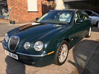 2006 JAGUAR S TYPE 3.0 V6 SE Auto From GBP4950+ Retail package.
