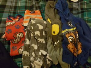 lot #3 size 2t clothes