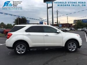"2015 Chevrolet Equinox LT  AWD,2LT,LEATHER,18""ALLOYS,LEATHER,REA"