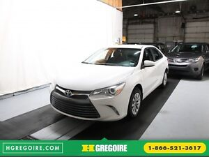 2015 Toyota Camry LE AUTO A/C GR ELECT BLUETOOTH CAM.RECUL