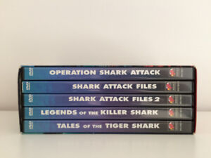 Operation Shark Attack DVD Collection ($75 on Amazon)