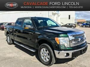 "2014 Ford F150 4x4 - Supercrew XLT- 157"" WB"