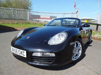 2005 Porsche Boxster 2.7 24v 240bhp - One Owner - KMT Cars