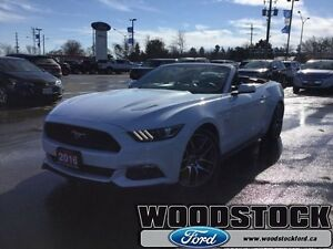 2016 Ford Mustang GT Premium   NAVIGATION, HEATED/COOLED FRONT S