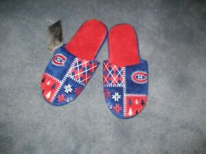 Habs slippers