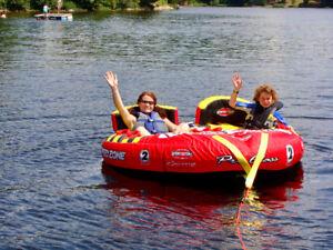 Speedzone 2 Inflatable Water Tube