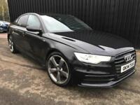 Audi A6 Saloon 2.0TDI ( 177ps ) Multitronic ( C7 ) 2013MY Black Edition