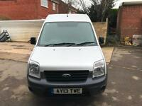 2013 FORD TRANSIT CONNECT 90 T230 LONG WHEEL BASE HIGH ROOF