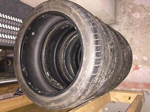 Cooper Low Profile Tires - Zeon RS3-A