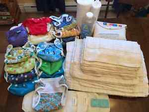 Cloth Diapers and More!