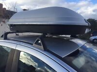 320 Liter Roof Box Excellent Condition