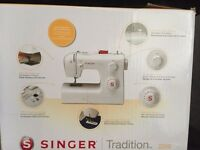 Singer sewing machine. Used only once!