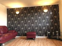 Furnished 2 bed flat for rent in Peterculter