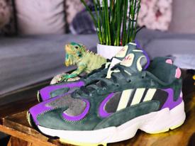 Mens Adidas Yung 1 Trainers BNIB UK 9 🍀👟 Brand New With Box