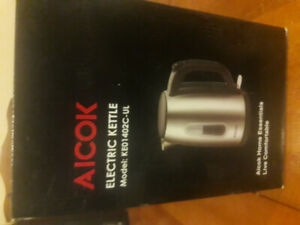 Aicok stainless steel  electric kettle