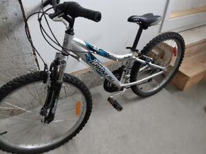 Vélo Louis Garneau 24 Pouces