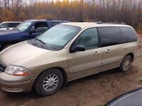 2000 Ford Windstar Van (open to trade)