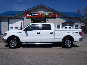 2013 Ford F-150 XLT Turbo 4x4