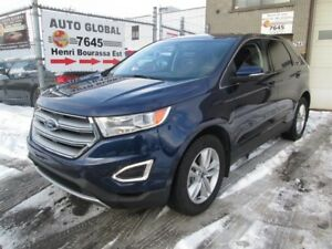 Ford EDGE 4dr Sdn 4 CYL, SEL,AUTOMATIQUE,CUIR,NAVI-CAMERA  2016