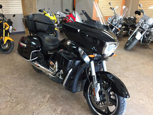 2012 Polaris Victory Cross Country Touring 1700