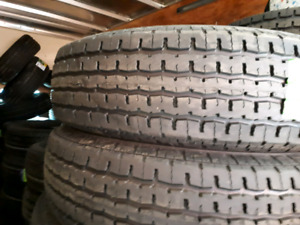 ST235/80R16 trailer tire pneus remorque neuf new