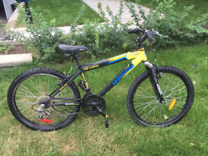 "Nakamura 21 speed bike for sale 24"" tires"