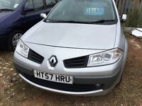 Renault MEGANE Superclean in great condition not one fault check it out