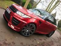 Range Rover Sport AUTOBIOGRAPHY 3.0SD SVR Styling Dynamic